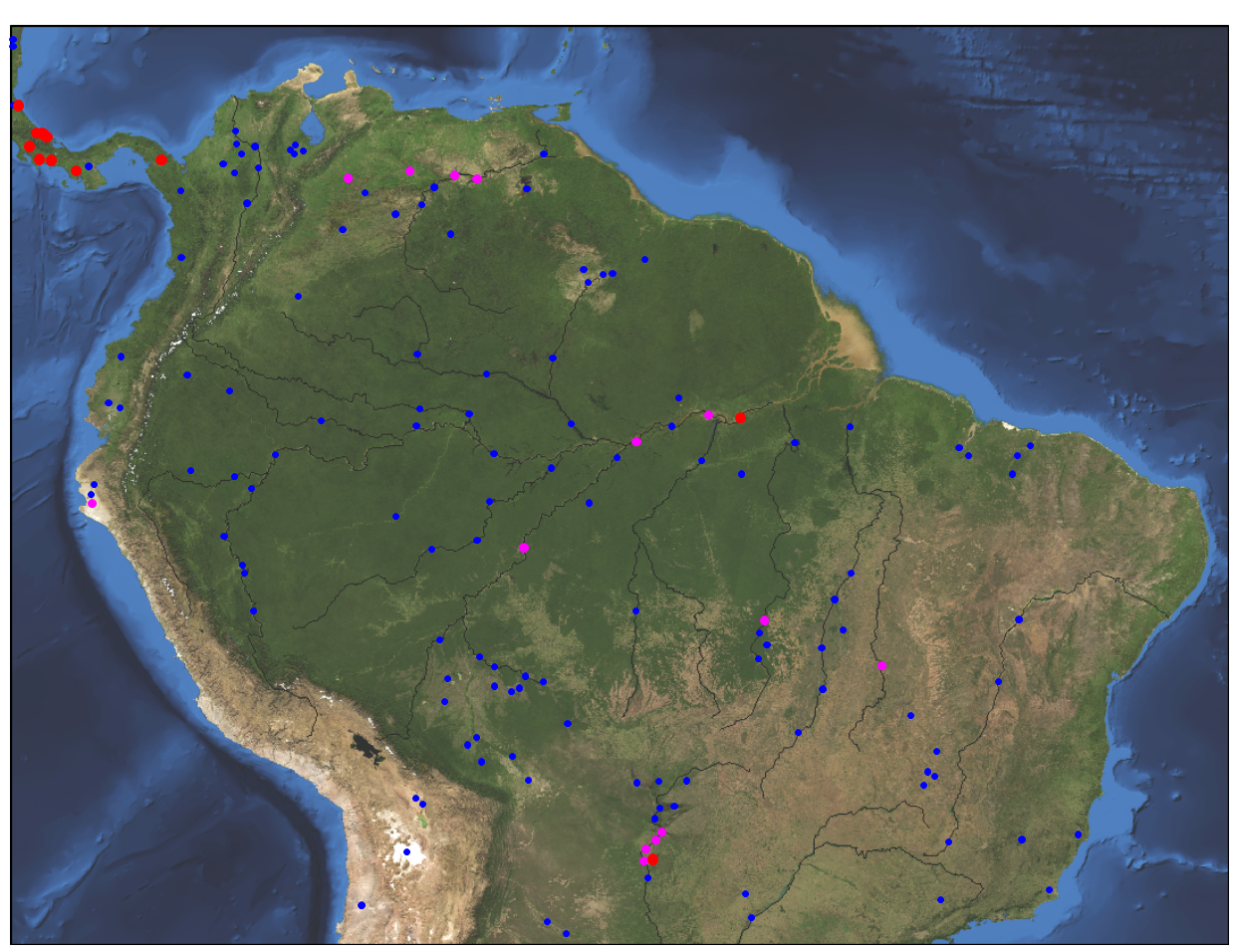 Northern South America RiverWatch on hd map of south america, precipitation of south america, labeled map of south america, physical features of south america, statistics of south america, google maps south america, physical map of south america, thematic map of south america, large map of south america, satellite maps of homes, north america, map of africa and south america, satellite maps of usa, complete map of south america, blank outline map of south america, a blank map of south america, full map of south america, current map of south america, google earth south america, topographic map of south america,