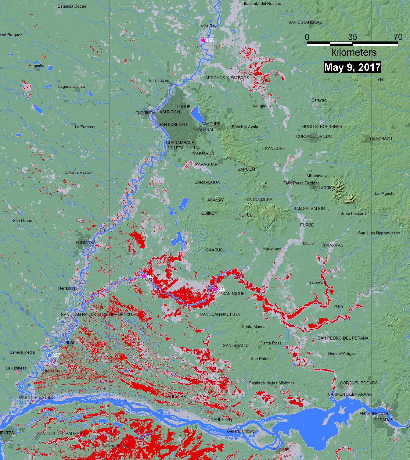 2017 Flood Paraguay 4472